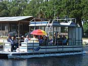 Suwannee River boating and cruising